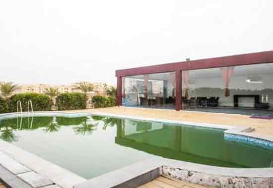 pool party places in gurgaon